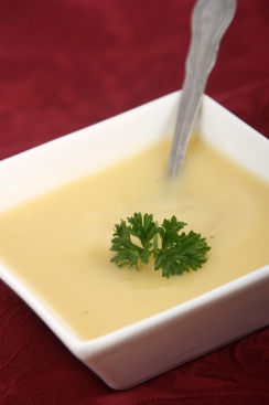 turnip potato leek soup