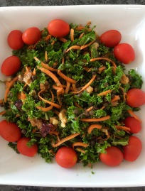 #1 kale salad